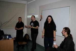 Falkon 2011 prelekcja o rebelianckiej propagandzie
