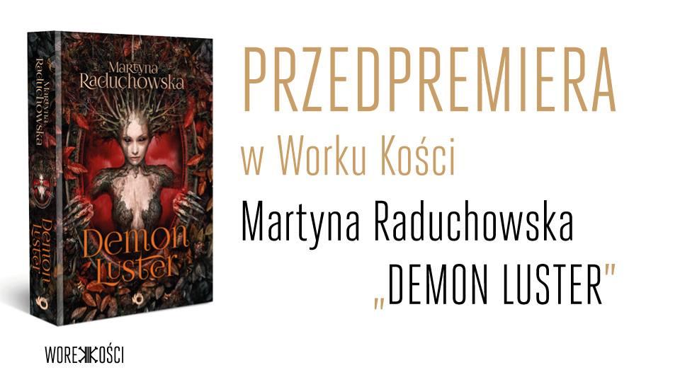 Demon Luster Martyna Raduchowska