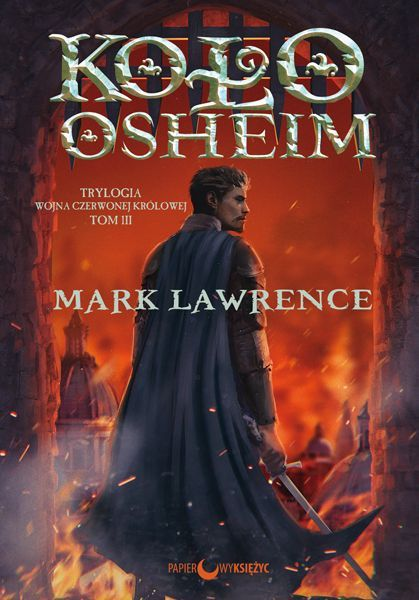Koło Osheim - Mark Lawrence - recenzja