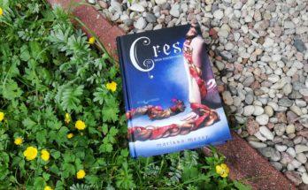 Cress Saga księzycowa Marissa meyer