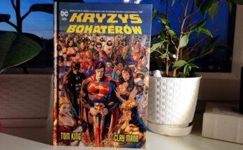 Kryzys bohaterów komiks