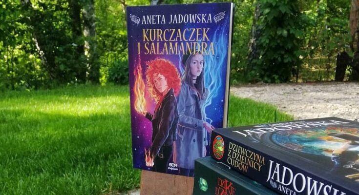 Kurczaczek i Salamandra – Aneta Jadowska