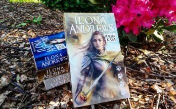Magia kąsa Ilona Andrews Kate Daniels urban fantasy