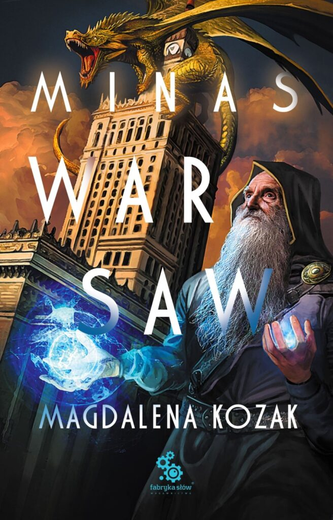 Minas Warsaw Magdalena Kozak