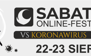 Festiwal Sabat Online Fest 2020Festiwal Sabat Online Fest 2020