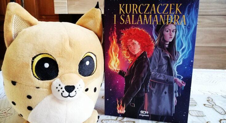 """Kurczaczek i Salamandra"""