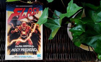 Wyprawa po moc Flash komiks
