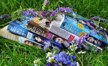 Magia zabija kąsa parzy krwawi - Ilona Andrews Kate Daniels