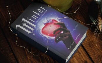 Winter - Marissa Meyer - Saga księzycowa
