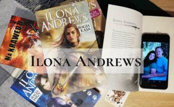 Ilona Andrews kate daniels urban fantasy