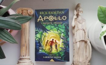 Apollo i Boskie próby Labirynt ognia tom 3