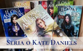 Seria o Kate Daniels Ilona Andrews