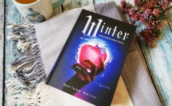 Winter Marissa Meyer saga ksiezycowa