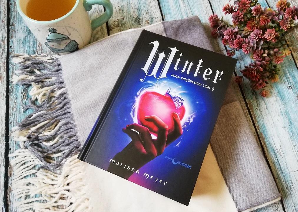 Winter Marissa Meyer saga ksiezycowa