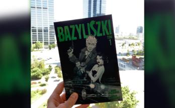 bazyliszki tom 1 komiks