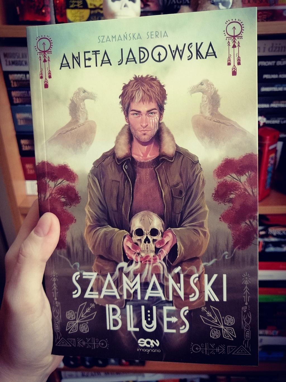 """""""Szamański blues"""""""