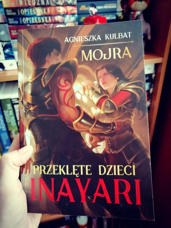 """""""Mojra. Przeklęte dzieci Inayari"""""""